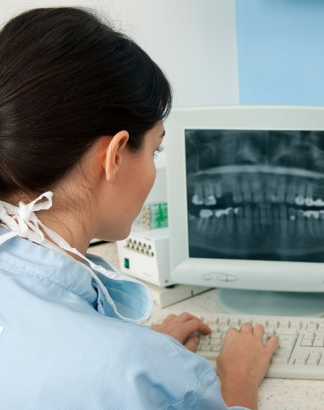 Digital X-Ray, Ladner Village Dental, Delta Dentist